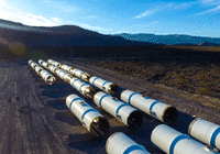 Hyperloop One选择世界10个地点建设超级高铁