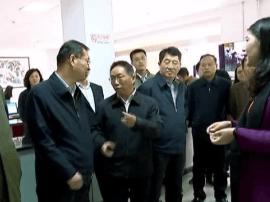 市领导调研姜堰网格化社会治理工作