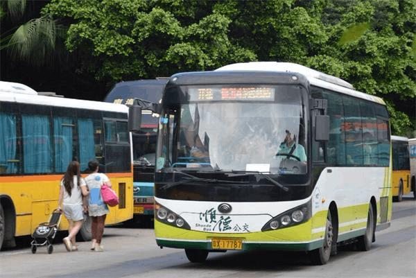 顺德或再开通4条广州南到北滘的公交线路