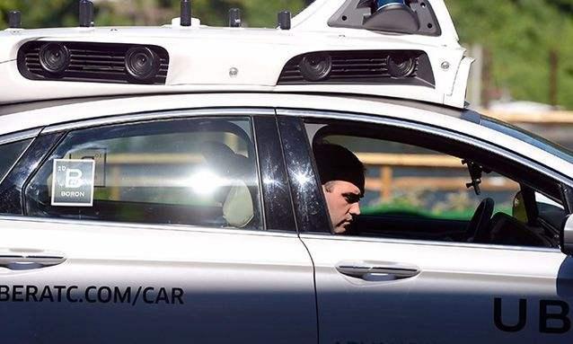 Uber计划出售自动驾驶技术 已与丰田展开商谈