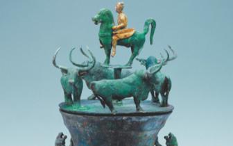贮贝器:青铜铸造的无声史书