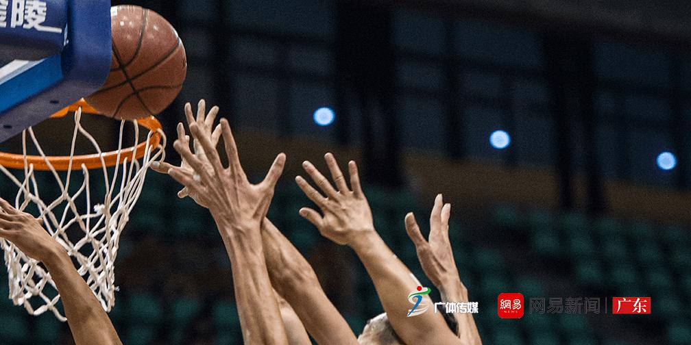 广东男子篮球联赛第三轮:阳江VS云浮