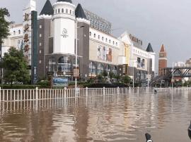 中午醒来 东莞市区这些地方又双叒淹了