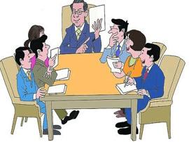 卢氏各单位迅速学习贯彻县委十二届四次全会精神