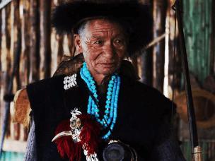珞巴族最后的老猎人与他的那些绝唱