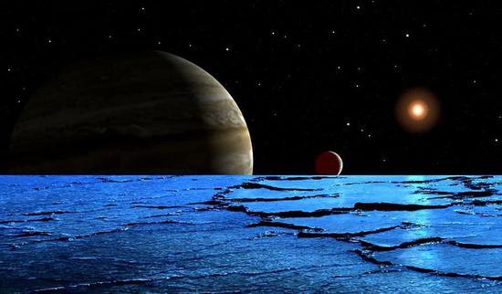 土卫二海洋能维持几十亿年 足以形成孕育生命条件