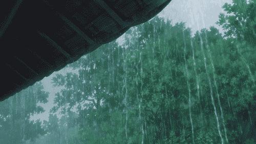 一波强降水正赶往荆州的路上 明天一定记得带伞!