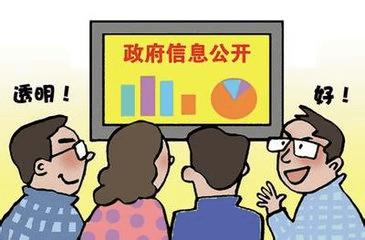 点名通报!惠州4部门未及时晒政府信息被要求整改