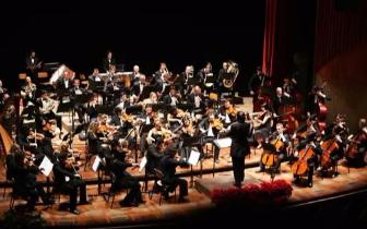 意大利太远 来看《意大利圣雷莫交响乐团音乐会》