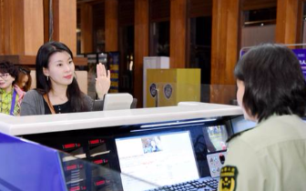 《海南省外国人免签团预申报系统》上线