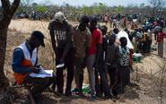 南苏丹战争饥荒不断