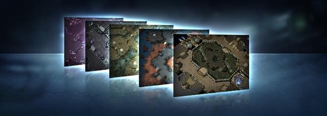 第四赛季来袭!《星际争霸2》2017新天梯地图公布