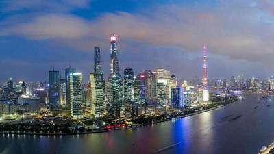 """上海出台扩大开放33条意见 当好""""一带一路""""桥头堡"""