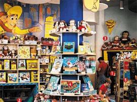 淄博工商公布15组儿童玩具、学生用品抽检不合格