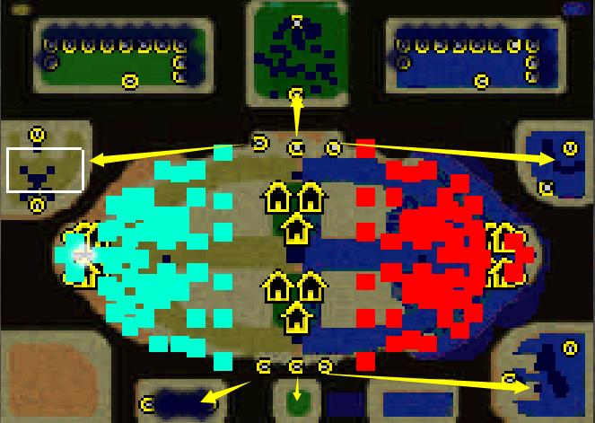 魔兽争霸RPG地图评测:澄海3C娱乐版