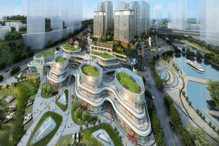 重庆高端住宅齐聚北滨路  城市会客厅豪宅如何选