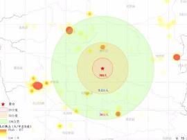 新疆精河县6.6级地震 伊犁州居民:被地震晃醒