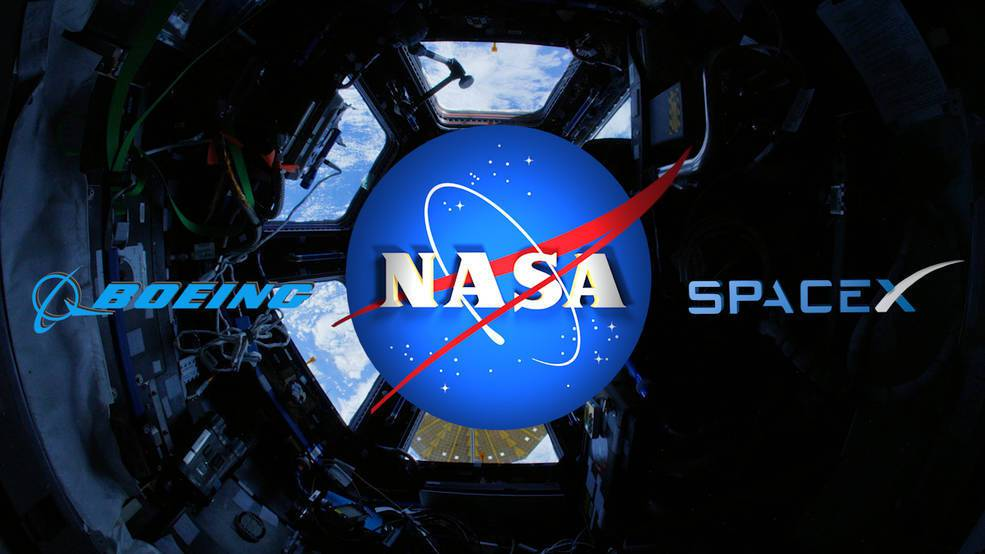 SpaceX与波音竞相准备载人发射任务,SpaceX暂时领先