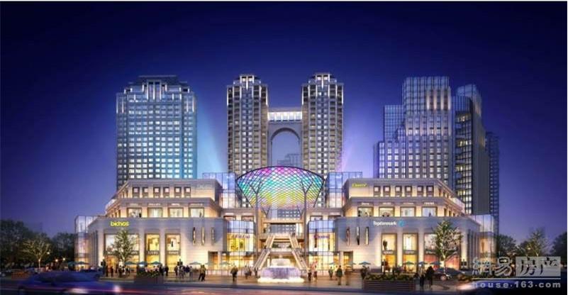 温岭华董广场预计4月底推出3#楼和5#楼