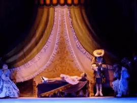 俄罗斯冰上芭蕾舞剧《睡美人》今日上演