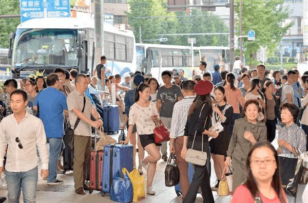"""日媒:中国赴日""""成熟层""""游客比日本人更了解日本"""