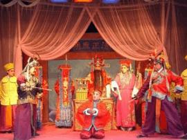 """全国剧种里的""""稀有动物""""——罗罗腔剧团"""