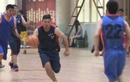 """第五届""""凤凰杯""""篮球邀请赛开赛"""
