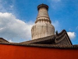 2017首届中国(五台山)国际佛博会开幕 为期5天