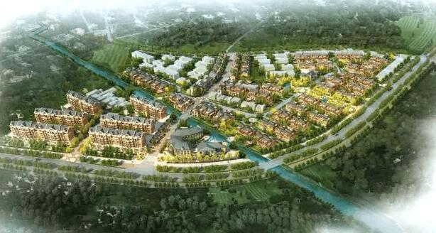 """新沟:建设稻田湿地公园,让灵动""""福娃""""奔跑"""