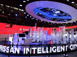 2017上海车展:东风日产发布i-动力计划 引领未来出行模式