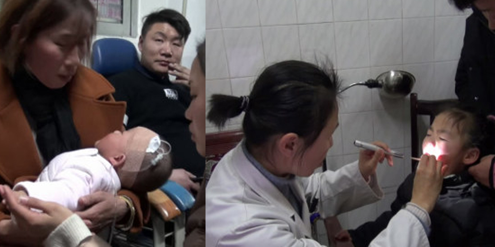 节后儿童感冒多 医生4小时接诊150人