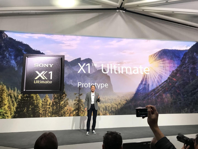 索尼不仅推出了OLED电视新品,还拿出了电视黑利发国际在线娱乐场