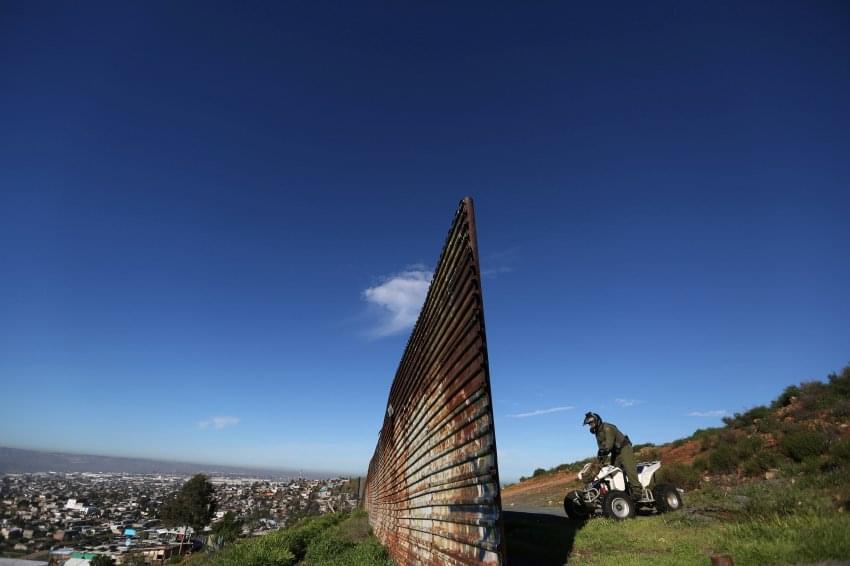 边界墙也是一道心墙