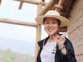 34岁香港女博士到农村建抗震土房子 获联合国大奖!