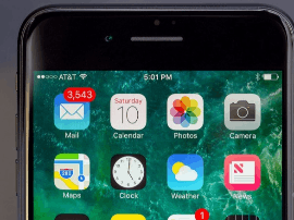 iOS 11信号强度的标志变了 意味着什么?