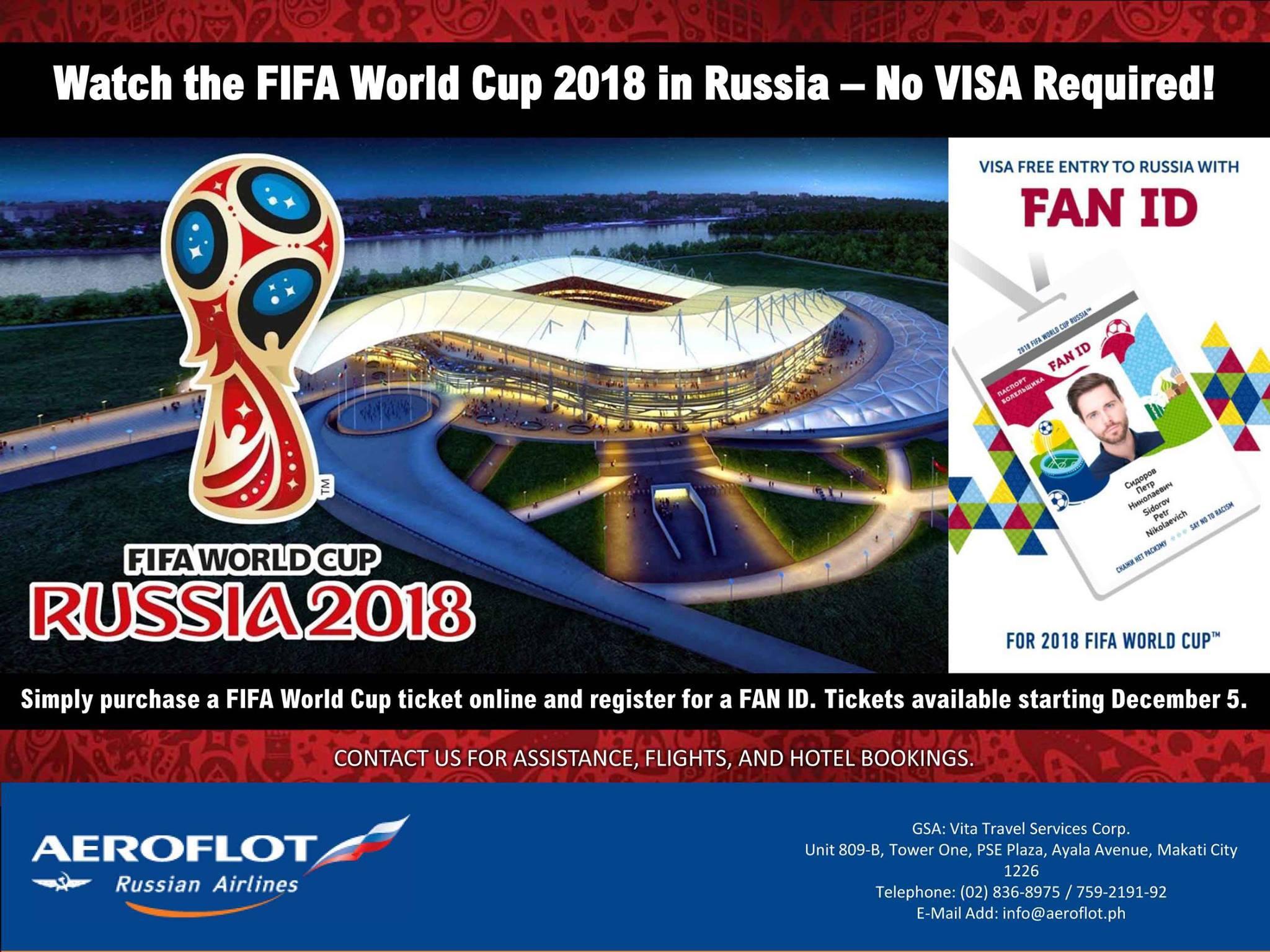花6毛钱买张机票看球吧!俄罗斯为世界杯玩足前戏:还能有个短暂的女友!