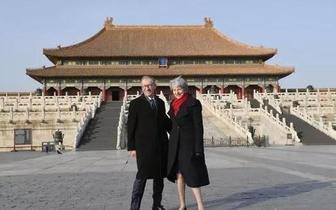 梅姨在北京寒冬露腿 中国网友忍不住催她穿棉裤