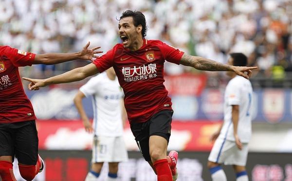 郜林高拉特建功曾诚扑点 恒大2-0豪取9连胜