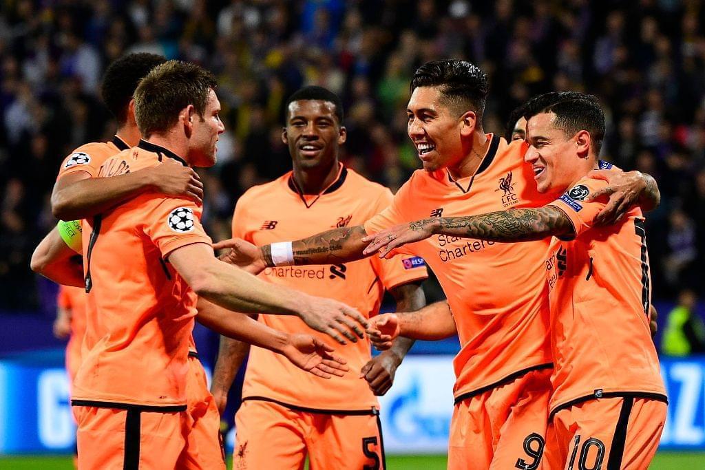 GIF-啪啪啪!利物浦15分钟灌3球 说好的劫富济贫呢