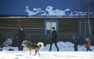 出发!去西伯利亚小镇