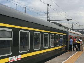 打造全国性综合交通枢纽  建太原至延安客运专线
