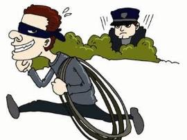 清溪男子以应聘之名入厂掩饰盗窃 首次作案被逮