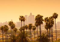 洛杉矶,90年代的深圳