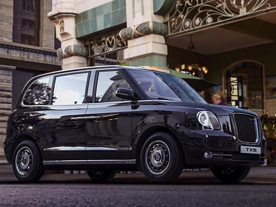 英交通部投入资金6400万英镑  推广电动出租车