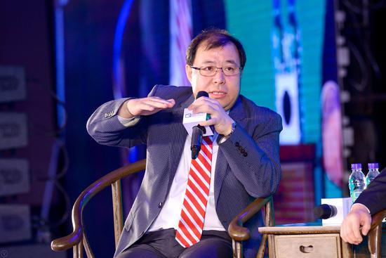 中国一汽总经理助理董海洋
