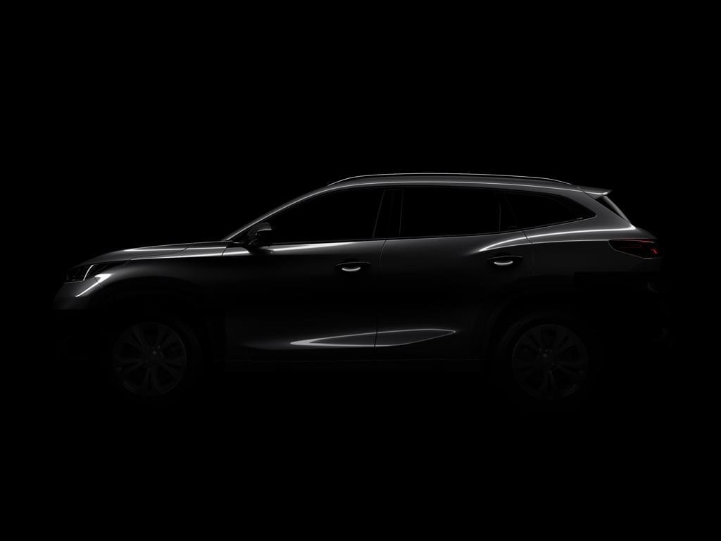 定位高于瑞虎7 奇瑞全新SUV有望明年上市