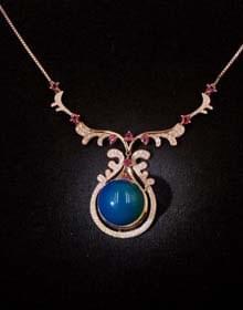 神秘莫测的东方珠宝 怎么少得了印度风