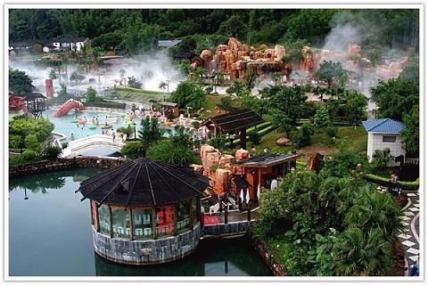春节假期,龙门县各景区迎客66.66万人次