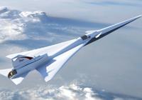 NASA要造X型超音速客机,消除音爆是关键
