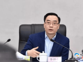 李泽中任珠海市委副书记 提名为市长候选人